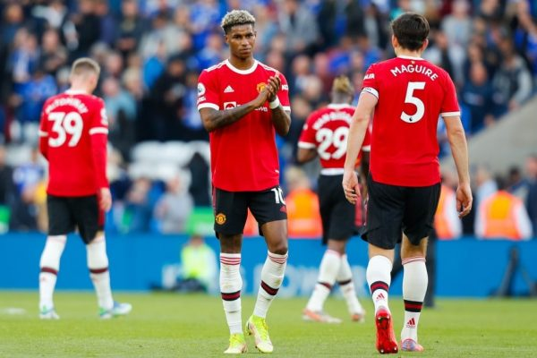 English media say the Red Devils believe Solskjaer's future depends on the next two games.