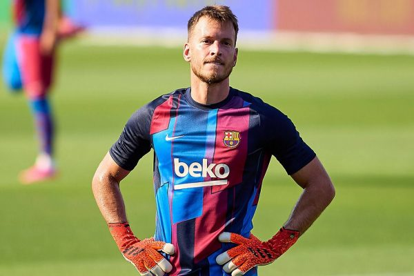 Do not use the request! West Ham target Barcelona's second-hand goalkeeper this January